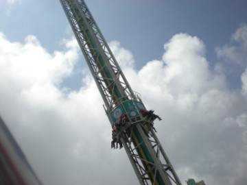 That's it..!  Apollo ride....so high..!!